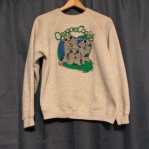 Vintage 90s Oregon Coast sweatshirt
